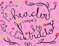 Headers Ilustrados