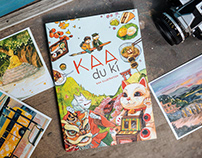KAA TRAVEL COMIC