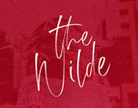The Wilde Opentype SVG Font