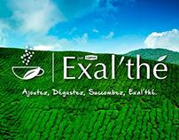 Lipton Exal'thé - Tea Snack Concept
