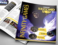 Revista Infinity Games