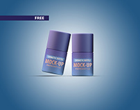 08_Free Small Cosmetic Bottle Mockup