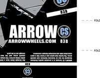 Arrow Wheels -Wheel packaging inserts