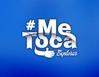 #MeTocaExplorar