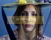 LET THEM EAT CAKE - fashion film