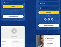 SMB App UI Design