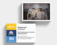Business Cards – Design On