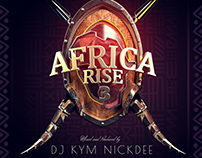 Africa Rise 3 Cover + Motion Graphics