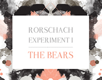 Rorschach Experiment I - The Bears