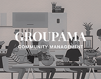 Groupama : Community Management