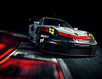 'Spearhead' Porsche 911 RSR