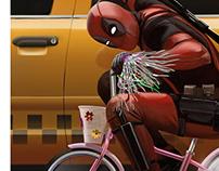 Deadpool Never Says Die