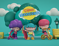 Super Vacaciones - Discovery Kids