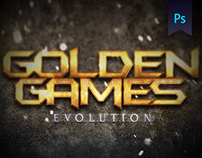 Golden Games Evolution