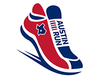 AUSTIN RUN | LOGO DESIGN