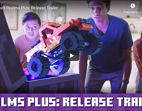 Minecraft Realms Plus: Release Trailer