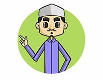 """Hijrah Di Bulan Ramadhan """"Beauty Of Ramadhan 4.0"""""""
