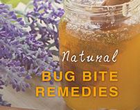 Natural Bug Bite Remedies