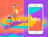 Kikey : Kids'key