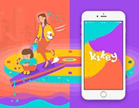 Kikey : Kids'key