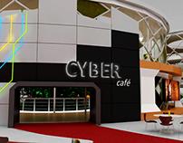 Cyber Café - World Skills São Paulo 2015