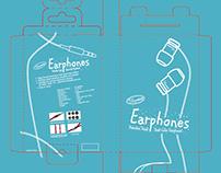 耳機包裝設計