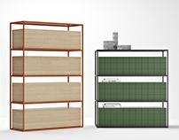 Poker - Shelves