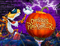Cheetos: Chester's Pumpkinator