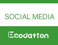 Social Media - Ecodation