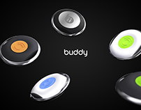 3D Render Animation-Buddy Display