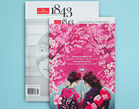 The Economist 1843 - Japan Travel Supplement