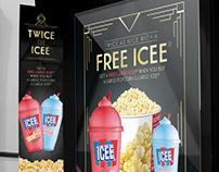 AMC: Twice the ICEE®
