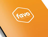 Branding & Stationary - Favo Design