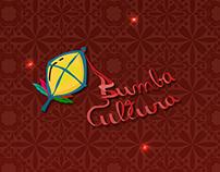 Material de Fachada para Bumba Cultura