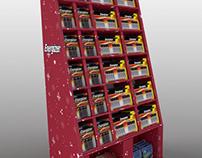 Energizer Battery FSDU - 3D render