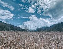Les Iles - Marshland in Aosta's Valley