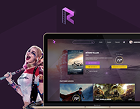 Rattle Movies - Website
