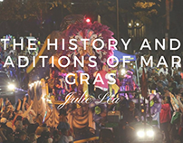 The History and Traditions of Mardi Gras