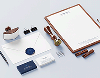 Aldebaran - law firm branding