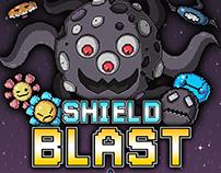 Shield Blast - Cover & Banner