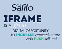 Safilo IFRAME infographic video, 2015