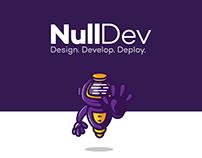 NullDev Branding