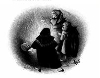 Children's novel series inspired by history