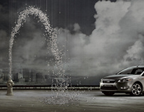 FORD KINETIC DESIGN. CAMPAIGN