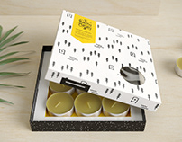 BeeMyHoney Logo and Packaging