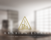 Arabian Estate / Website, Logo, Company Profile+etc.