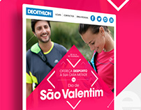 Decathlon - Dia de São Valentim 2016