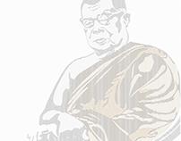 wp Buddhadasa Handwriting Font