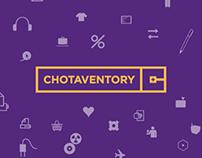 Chotaventory - Brand Identity