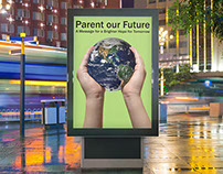 PSA Campaign focusing on parenting the future leaders